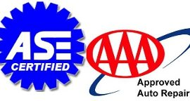 BBack Car Care AAA approved