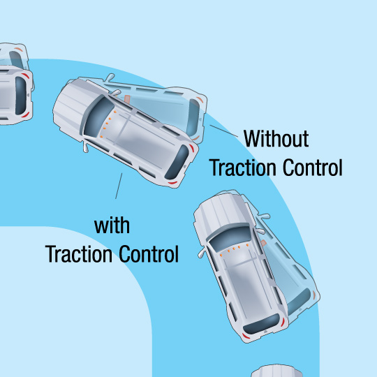 Car Air Conditioning Repair >> Dashboard Series: Traction Control - BBack Car Care